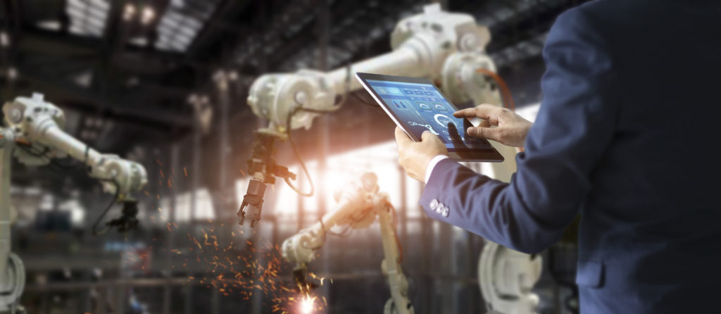 how digital transformation boosts manufacturing companies